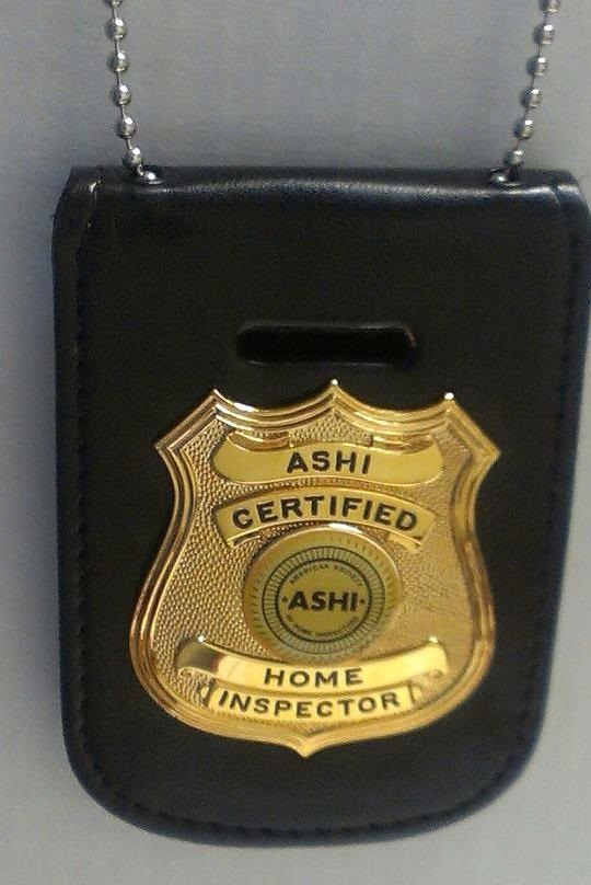 American Society of Home Inspectors Certified