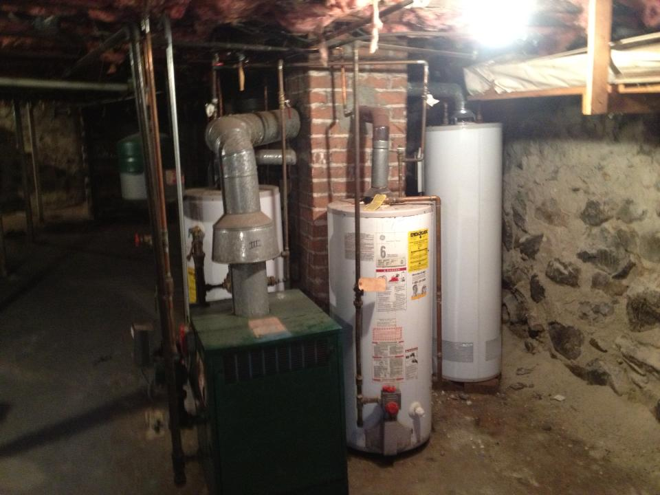 furnace inspection in Bedford MA