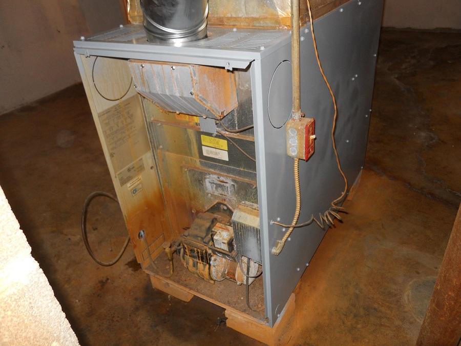 furnace inspection in Burlington MA